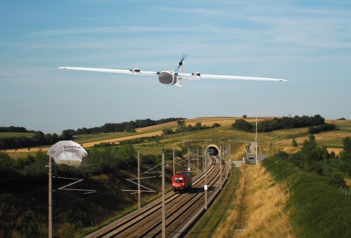 DRONES 02/2020 – Project FreeRail: Automated Control of the Deutsche Bahn rail network
