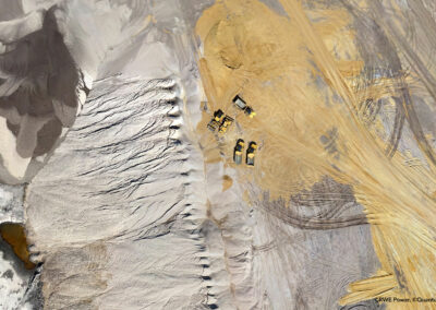 UseCase_Mapping an open cast mine – Germany