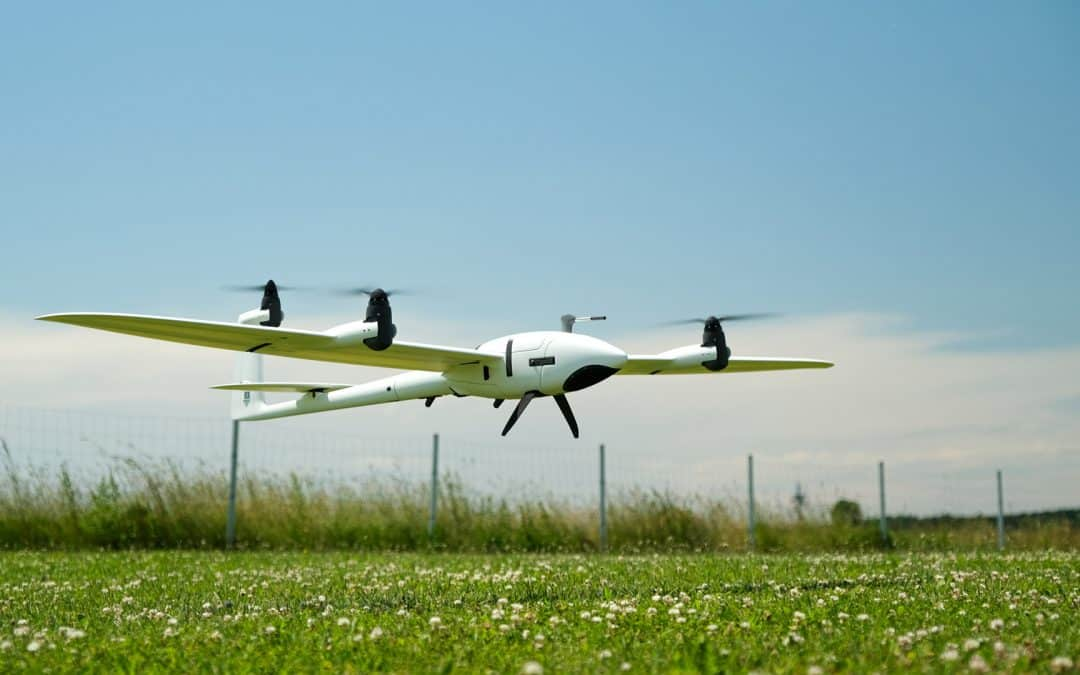 Advanced training for DLR staff on Vector & Scorpion UAS as part of the LiveLage Project